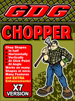 GDG Chopper for X7