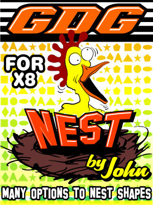 GDG Nest for X8