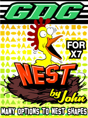 GDG Nest for X7