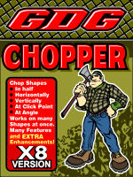 GDG Chopper for X8