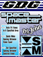 GDG Space Master by John for X5 and below
