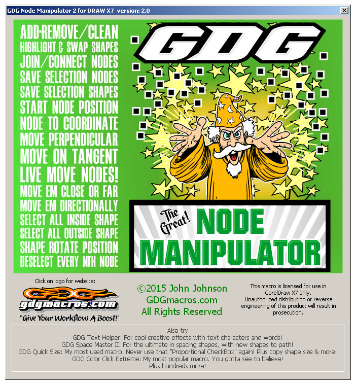 ultimate node manipulator macro for v.2018 version 2 picture number 15